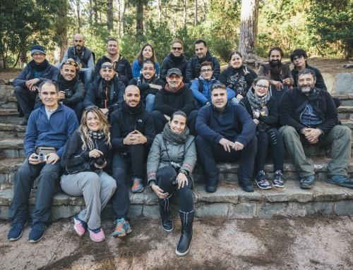 30 cursos de fotografía básica y 4 años enseñando fotografía en Tenerife